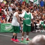BETX Celebrity Basketball Game (Chris Brown & Game)