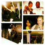The Team At Confidential Beverly Hills For Omarion Party