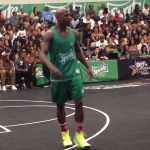 BETX Celebrity Basketball Game (Mayweather)