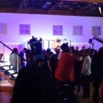 E-40 Episode Video Shoot Ft Chris Brown & TI
