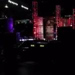 Backstage at the Mindless Behavior / Jacob Latimore Concert